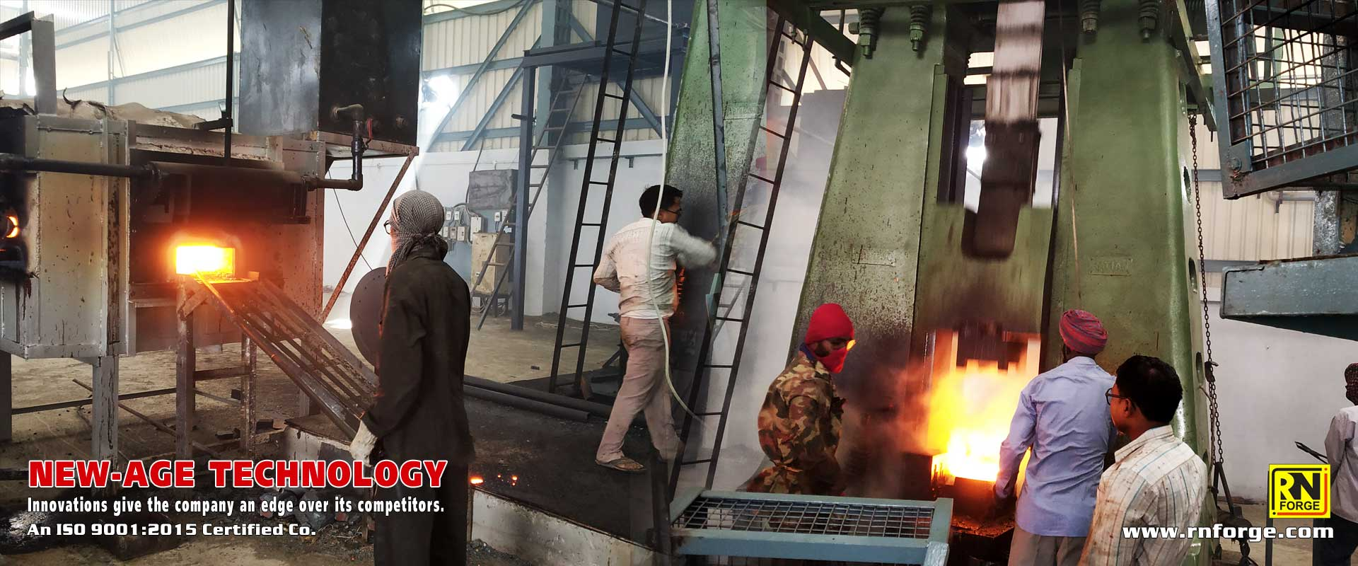 Hot Forging Company Heavy Forging Company India Ludhiana